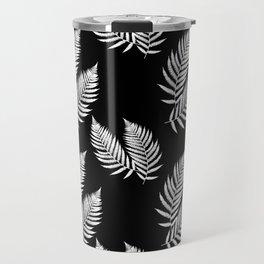 Fern Pattern Travel Mug