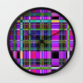 Unicorn Series Pattern All In One! Wall Clock