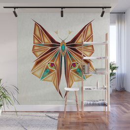fox or butterfly?  Wall Mural