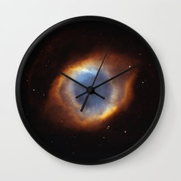 Helix Wall Clock