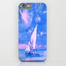 Tropical yachting Slim Case iPhone 6s