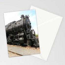 Steam Locomotive Number 5021 Sacramento Stationery Cards