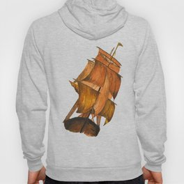 William #9 Hoody