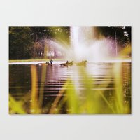 serenity Canvas Prints featuring Serenity by Stephanie Stonato