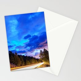 Colorado Highway 7 To Heaven Stationery Cards
