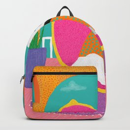 Shisha Cat - whistleburg Backpack