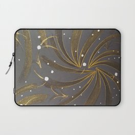 Gold & Champagne Laptop Sleeve