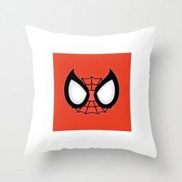 Spidy  Throw Pillow