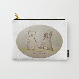 Marie & Phyllis Carry-All Pouch