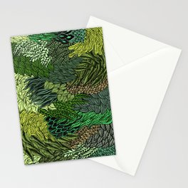 Leaf Cluster Stationery Cards