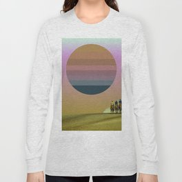 tycho sun Long Sleeve T-shirt