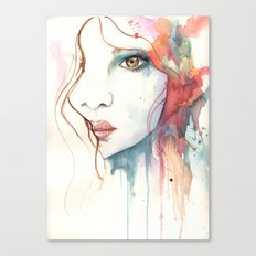 Girl ASD 01 Canvas Print