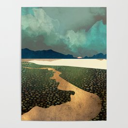 Distant Land Poster