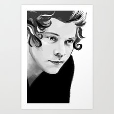 Harry Art Print