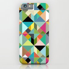 tangram geo multi iPhone 6s Slim Case