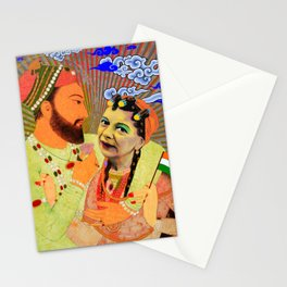 Hilda My Queen Stationery Cards