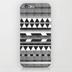 DG Aztec No.1 Monotone Slim Case iPhone 6s
