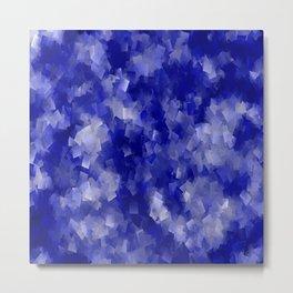 Blue Chips... Metal Print