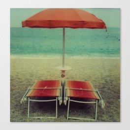 arancio Canvas Print