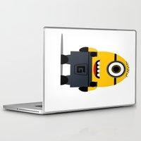 minion Laptop & iPad Skins featuring Minion by Ian Zandi