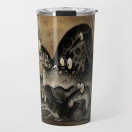 Funny Monsters Travel Mug