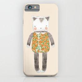 Pussycat iPhone Case