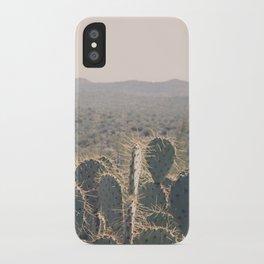 Arizona Cacti iPhone Case