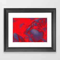 Silver Mountain No.2 Framed Art Print