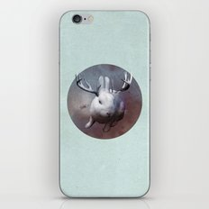 Evil Bunny iPhone & iPod Skin
