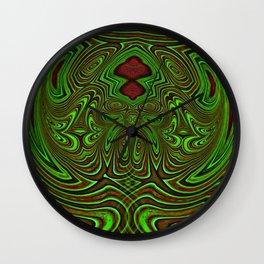Condemned Wall Clock