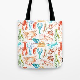 Spring Yeah! - Lobster&Crabs Tote Bag