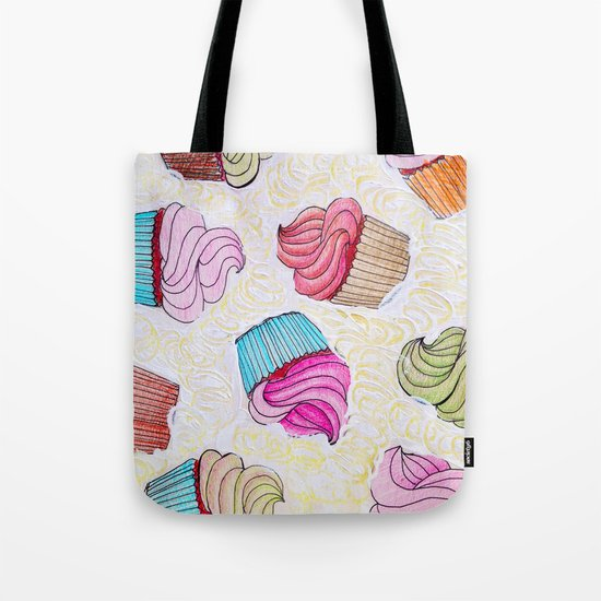 Cupcake dream Tote Bag