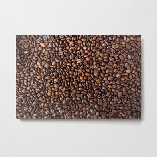Beans Beans Metal Print