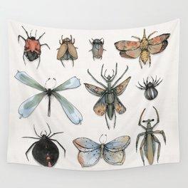 Entomology Wall Tapestry