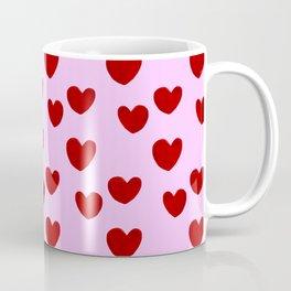 Mini hearts pattern Coffee Mug