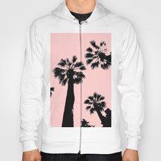Pink Palms Hoody