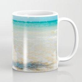 Pineapple Beach Coffee Mug