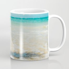 Pineapple Beach Coffee Mug