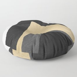 Four Mountains Floor Pillow
