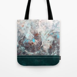 Mistral Breeze - Original Abstract Art by Vinn Wong Tote Bag