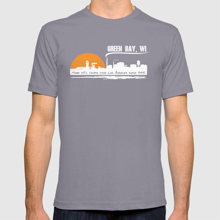 Green Bay's Charm T-shirt