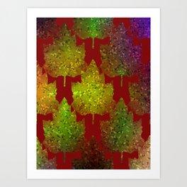 Nature's Complexion Art Print