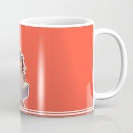 Hermione (red) Coffee Mug