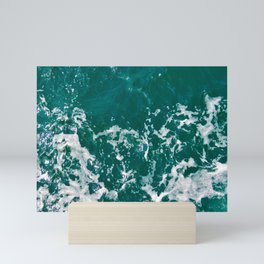 Emerald Waters Mini Art Print