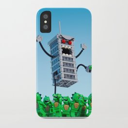 Revenge iPhone Case