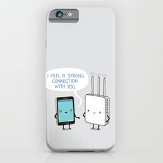 A strong connection iPhone 6s Slim Case