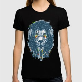 Lion with Dreadlocks T-shirt