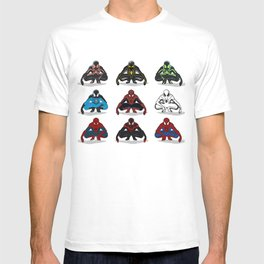 Spider-man - The Year of the Costumes T-shirt