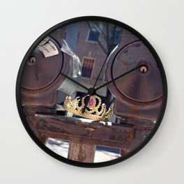 Beacon Hill Princess Wall Clock
