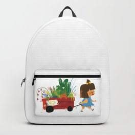 Spring Cleaning Backpack